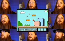 Super Mario Bros. 3 chanté a capella !