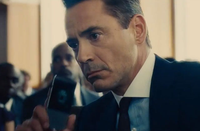 The Judge, avec Robert Downey Jr., a son premier trailer !