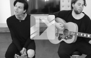 Lien permanent vers The Neighbourhood chante « Sweater Weather » en acoustique