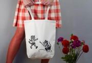 Lien permanent vers Les tote bags coquins par Heyer's Factory