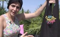 Tuto DIY – Comment faire un débardeur cool avec un tshirt promo ?