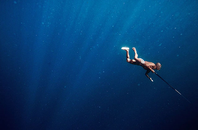 A Tribute to discomfort, la vidéo sur les pas du photographe Cory Richards