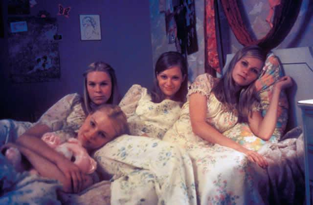 Virgin Suicides et sa moiteur lascive — Du livre à l'écran