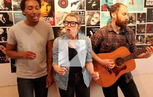 Lien permanent vers We have band chante « Modulate » en acoustique