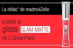 Glam Matte L'oréal Paris
