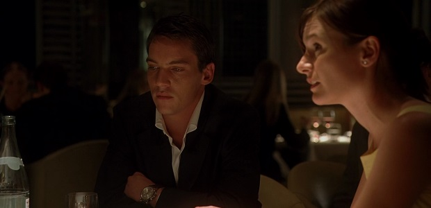 Jonathan Rhys Meyers et Emily Mortimer dans Match Point