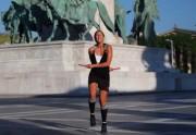 Lien permanent vers Adrienn Banhegyi, la meilleure sauteuse à la corde du monde