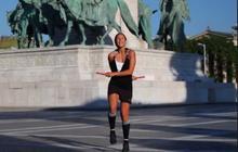 Adrienn Banhegyi, la meilleure sauteuse à la corde du monde