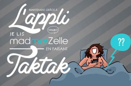 L'appli madmoiZelle 2.0 est dispo et elle est toute belle !