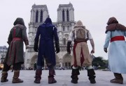 Lien permanent vers Assassin's Creed à Paris, en chair, en os et en vidéo