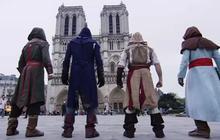Assassin's Creed à Paris, en chair, en os et en vidéo