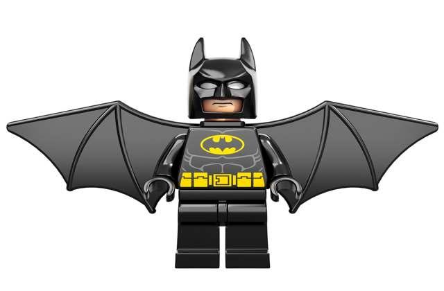 LEGO sort la Batmobile de The Dark Night
