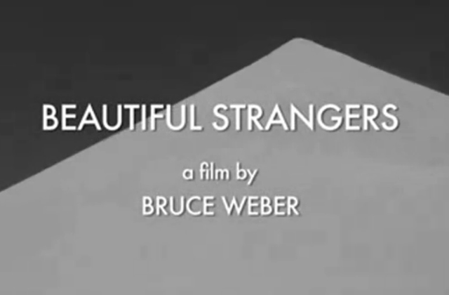 Beautiful Stranger, le film de la collection automne-hiver de Louis Vuitton