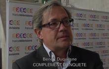 Benoît Duquesne, journaliste, est décédé