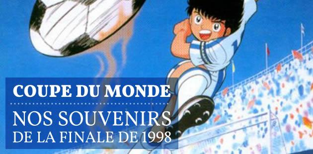 Coupe du Monde : nos souvenirs de la finale de 1998