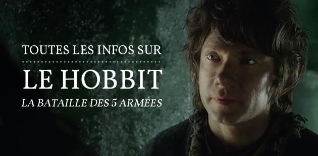 The Hobbit : La bataille des 5 armées dévoile son teaser