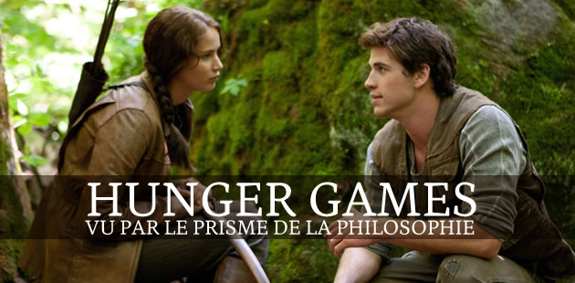 Hunger Games vu à travers le prisme de la philosophie