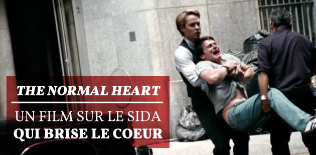 « The Normal Heart », un film sur le SIDA qui brise le coeur