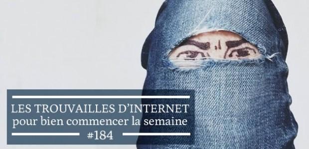 Les trouvailles d'Internet pour bien commencer la semaine #184