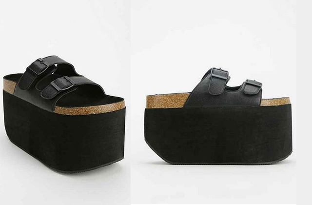 La chaussure brise-cheville d'Urban Outfitters — WTF Mode