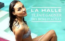 Concours La Halle — Des bons d'achat à gagner !