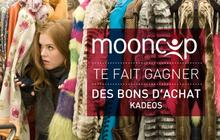 Mooncup te fait gagner des bons d'achat Kadeos !