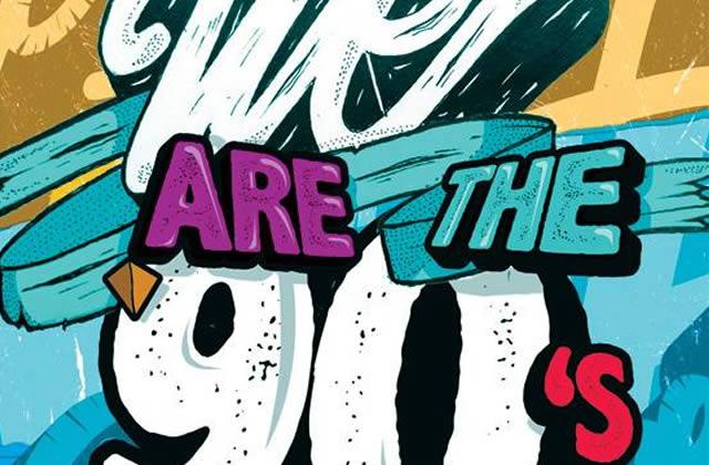 10×2 places à gagner pour la We Are The 90's du vendredi 11 juillet 2014 !