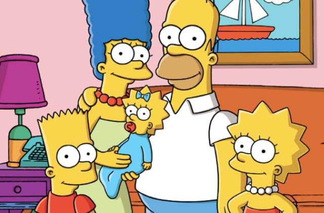Les Simpson rencontrent Family Guy et font revivre Futurama