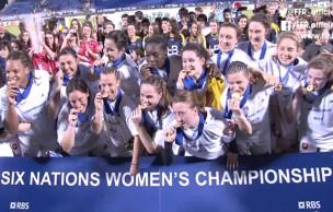 Lien permanent vers Rencontre avec l'équipe de France féminine de rugby !