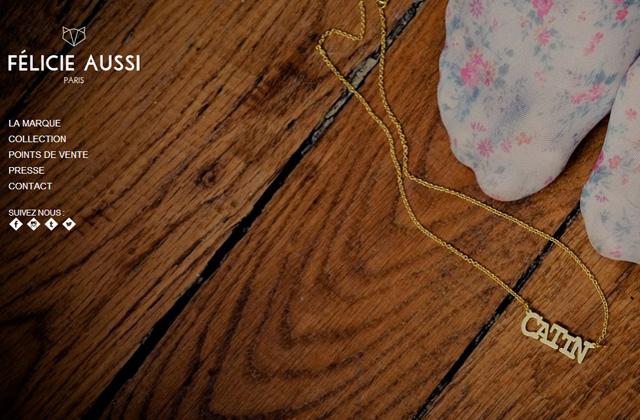 Félicie Aussi et ses bijoux orduriers