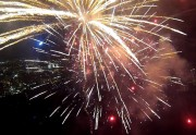 Lien permanent vers Un feu d'artifice vu d'un drone : l'instant bôôôté du jour
