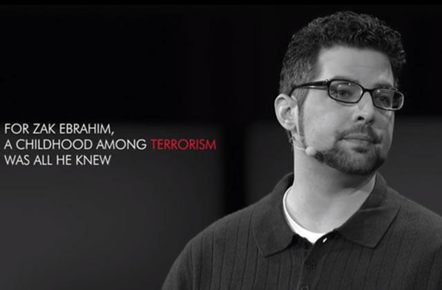Le fils d'un terroriste raconte son chemin vers la tolérance