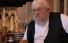 George R. R. Martin en interview par Le Mouv'
