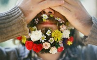 La barbe fleurie, une nouvelle tendance poétique et fun