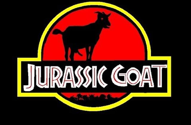 Jurassic Goat : Des chèvres reprennent le générique de Jurassic Park