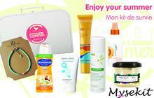 Mysekit vous invite à la soirée de lancement de son kit beauté estival