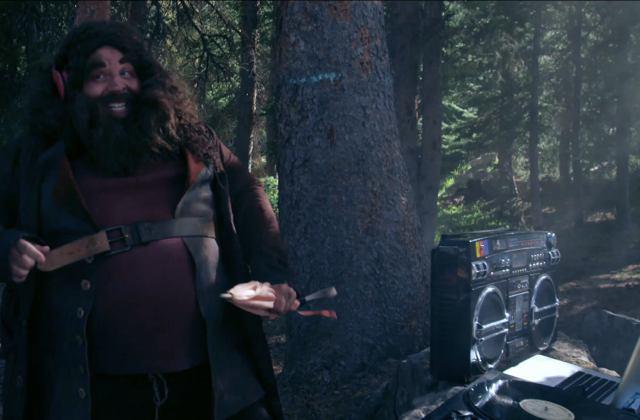 La battle de danse Twilight x Harry Potter