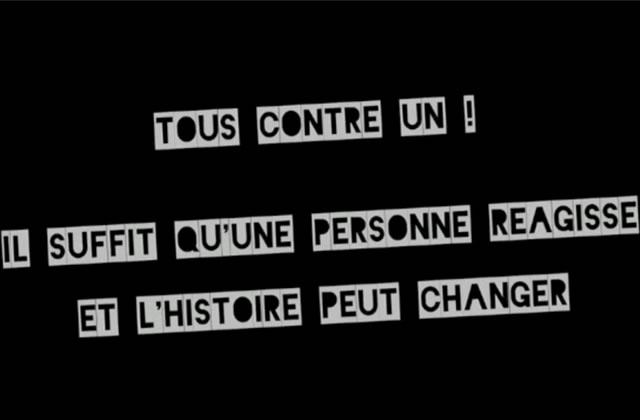 La Meute, une vidéo contre le harcèlement écrite par des lycéens