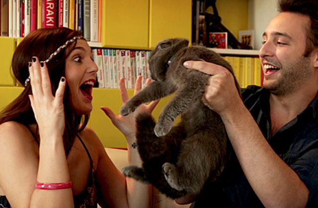 La Routine, de et avec Léa Camilleri (Léa Encore Junior) pour Golden Moustache