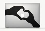 Lien permanent vers Le MacBook Air d'Apple et sa pub toute en stickers