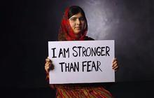 Malala Yousafzai lance une pétition en soutien aux Nigérianes kidnappées