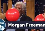 Lien permanent vers Morgan Freeman et sa voix après avoir inhalé de l'hélium