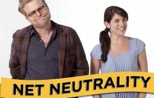 Lien permanent vers La neutralité du net selon CollegeHumor