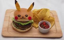 Le Pikachu café a ouvert !
