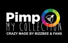 Pimp my collection by Bizzbee : deviens styliste d'un jour !