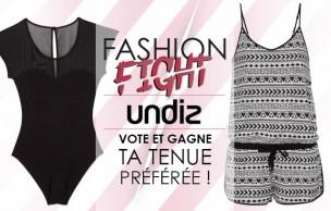Lien permanent vers Fashion Fight : gagnez votre tenue favorite avec Undiz !