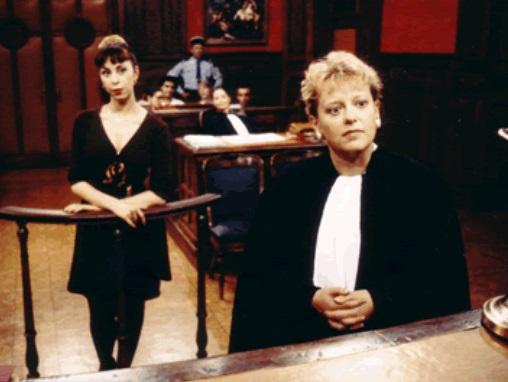 Tribunal, une série de TF1