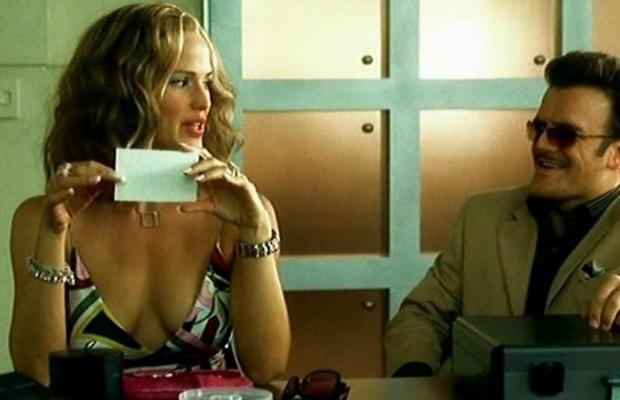 Jennifer Garner est l'héroïne de la série Alias