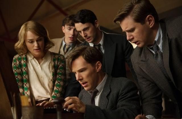 « The Imitation Game », le biopic d'Alan Turing, interprété par Benedict Cumberbatch