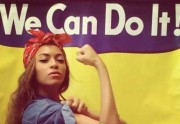 « We can do it ! », de Rosie la Riveteuse à Beyoncé